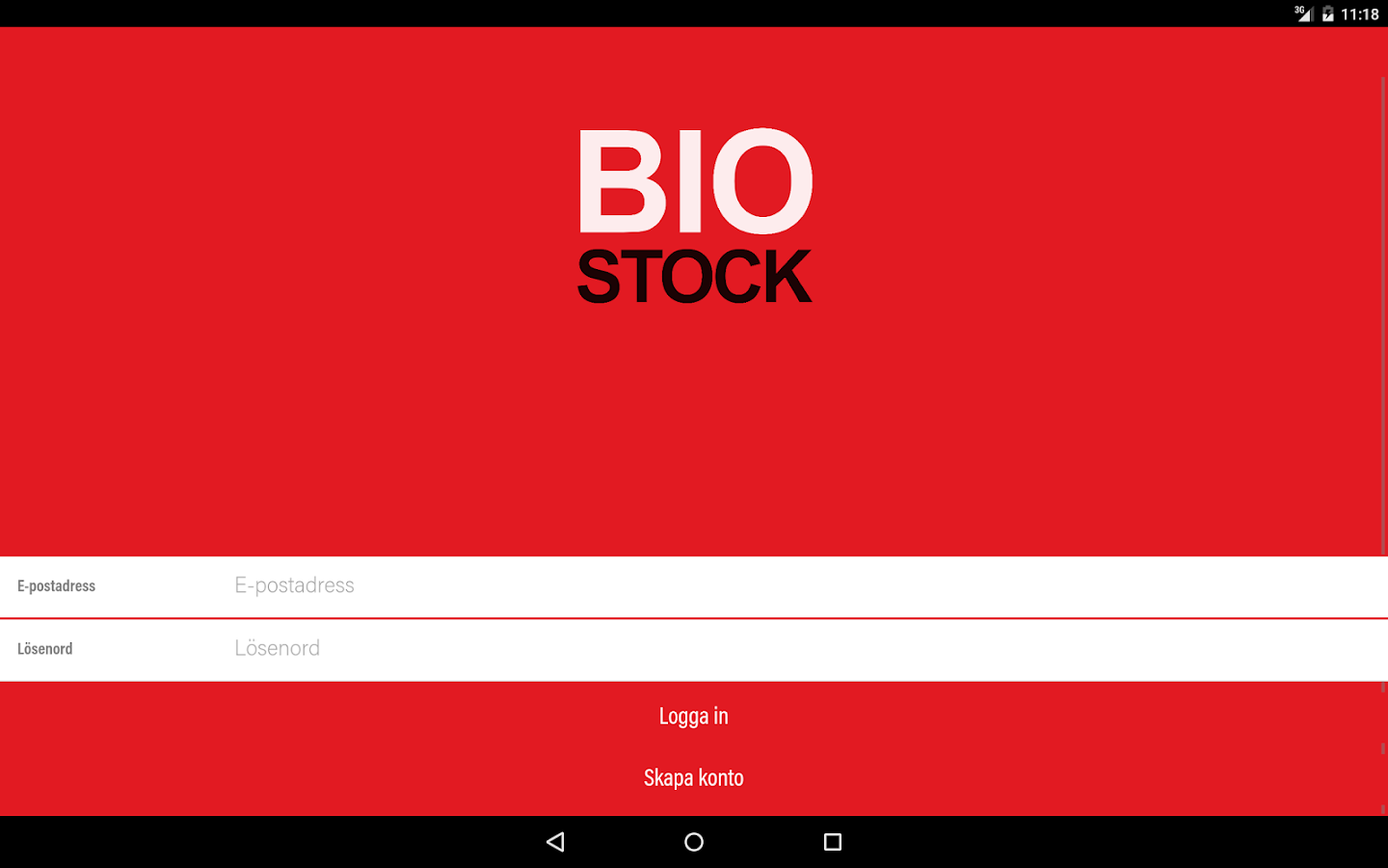 BioStock- screenshot
