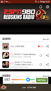 ESPN 980- screenshot thumbnail