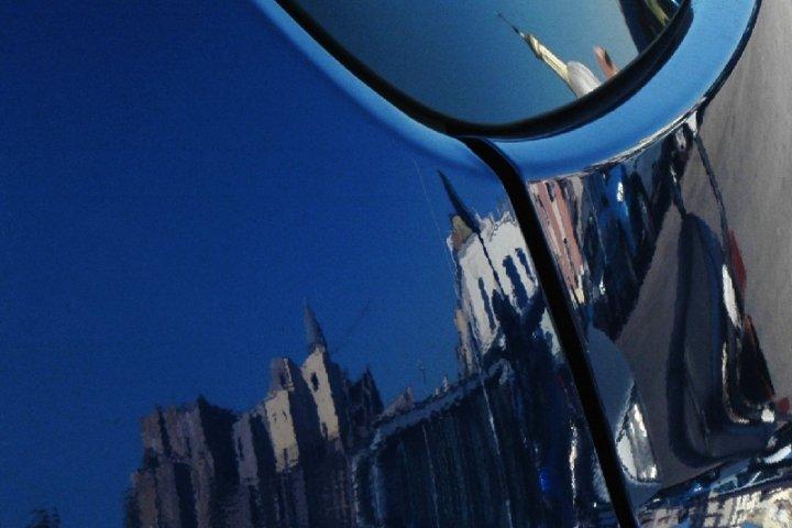 Auto in città e città nelle auto di Antonio_Trincone