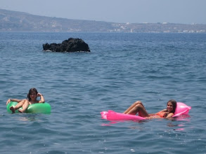 Photo: with fun unexpected extras like inflatables for the water