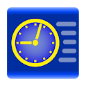 gbaHours Trial Time Tracking icon