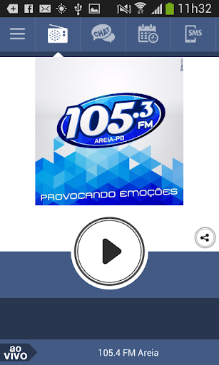 105.3 FM Areia