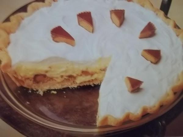 Peanut Butter Cream Pie Recipe