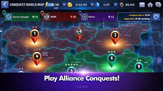 MARVEL Future Fight- screenshot thumbnail