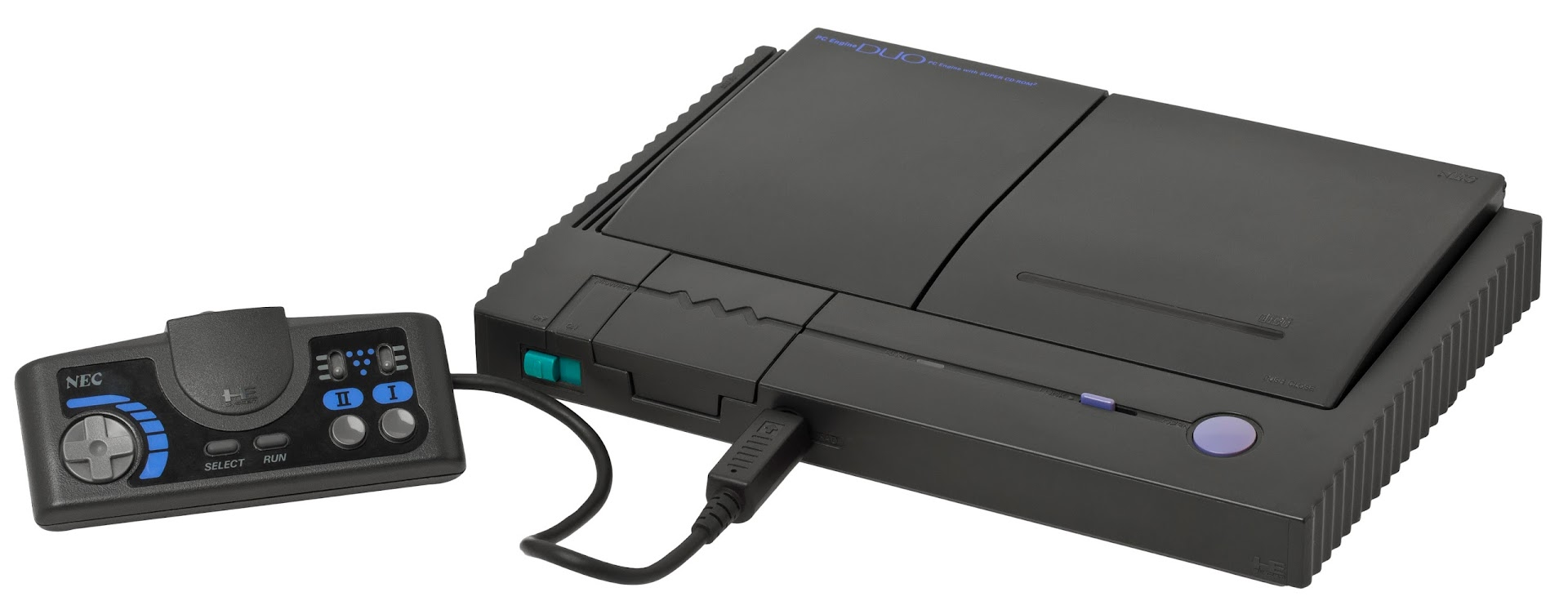 PC Engine Duo.