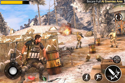 Mountain Assault Shooting Arena  screenshots EasyGameCheats.pro 2