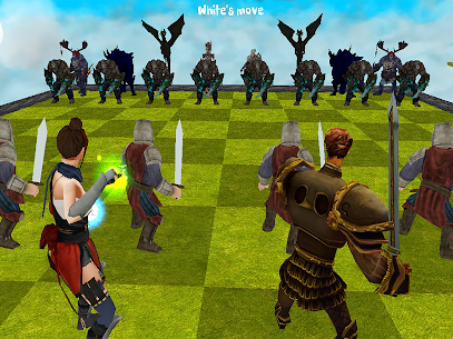 Chess 3D Free : Real Battle Chess 3D Online App Download For Android and iPhone 10