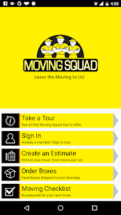 Moving Squad- screenshot thumbnail