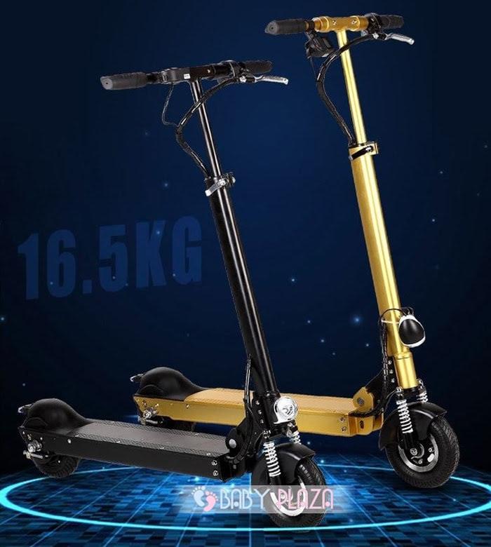Xe trượt điện scooter M5 cao cấp 7