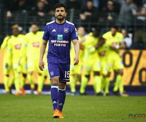 Kenny Saief va quitter Anderlecht pour de bon, discussions en cours