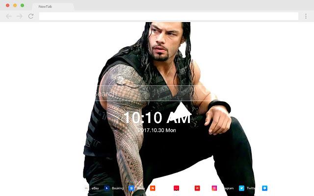 WWE All Stars New Tabs HD Games Themes