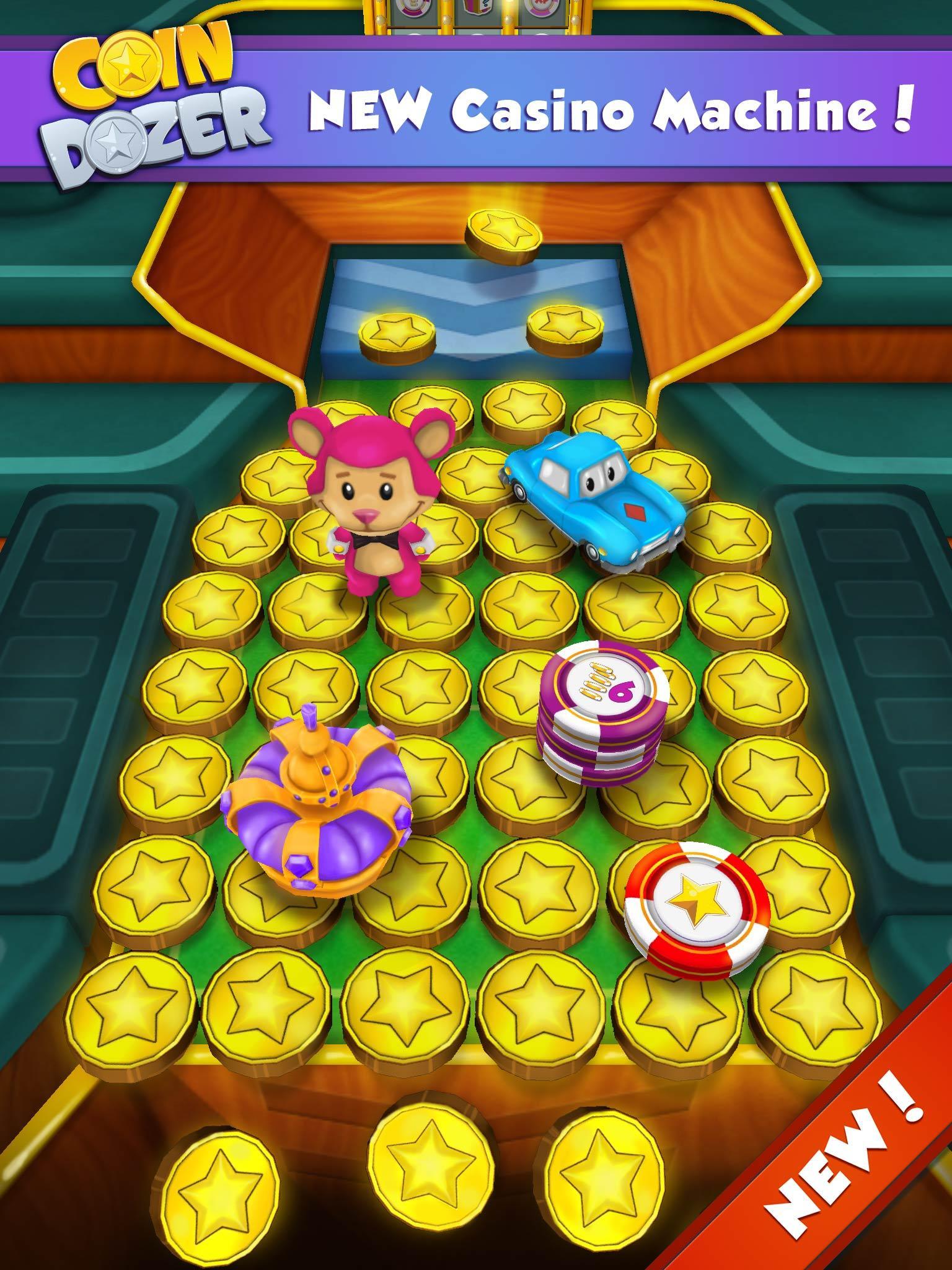 Coin Dozer - Free Prizes screenshot #10