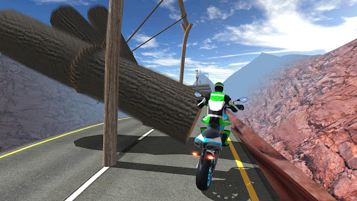 Racing on Bike Free 2.8 screenshots 7