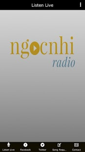 Ngoc Nhi Radio- screenshot thumbnail