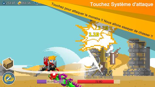 Code Triche Ego Sword: Clicker Idle u00e9pu00e9e APK MOD screenshots 3