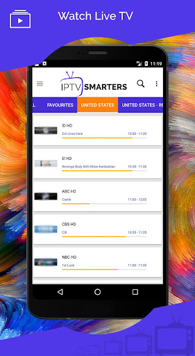 Download IPTV Smarters For PC