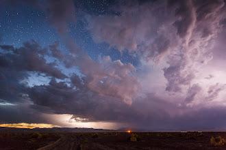 Photo: Twilight Lightning