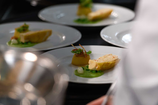 French-cuisine.jpg -  Dining is a gastronomical experience on Ponant voyages.