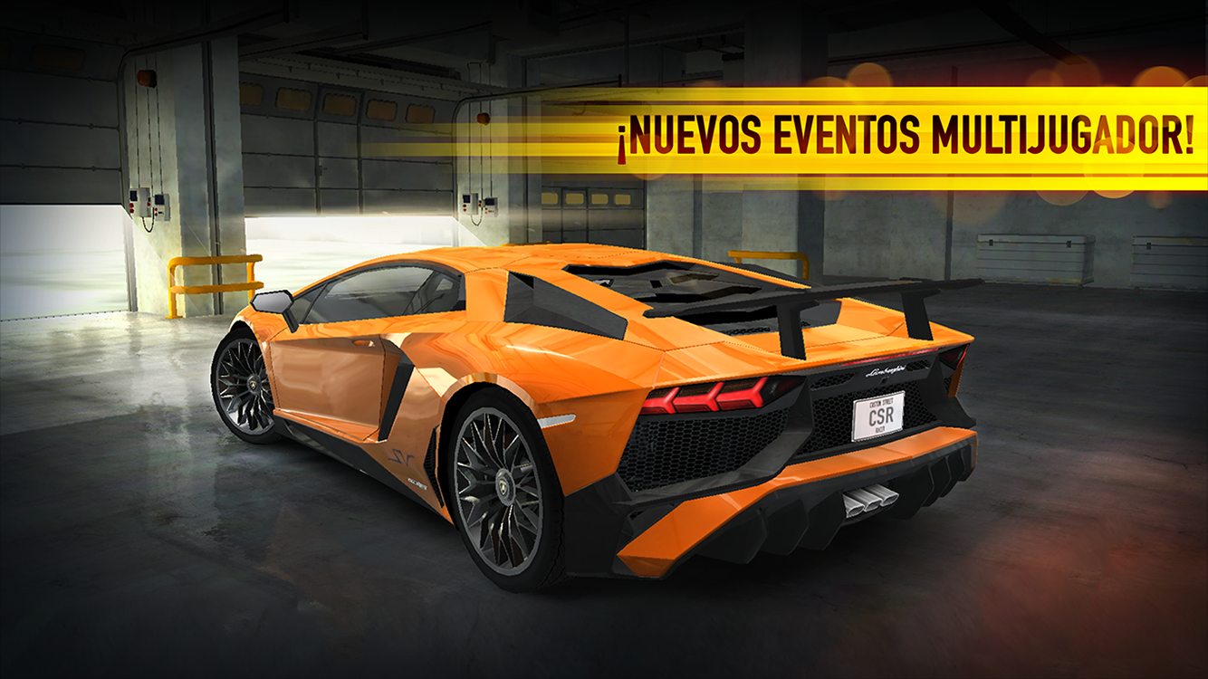 CSR Racing: captura de pantalla
