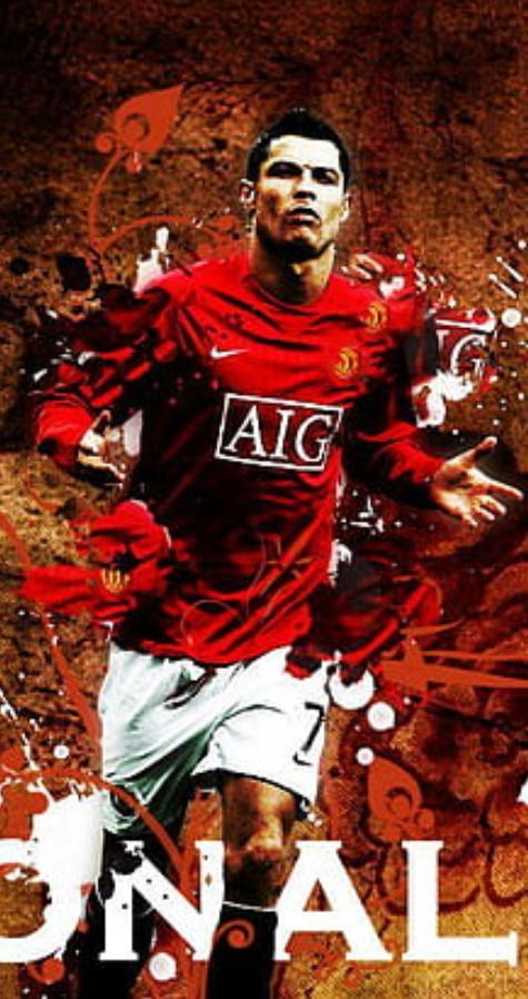Cristiano Ronaldo Wallpaper Man Utd Latest Version Apk Download Com Eskaultra Cristianoronaldomanchesterunitedwallpaper Apk Free