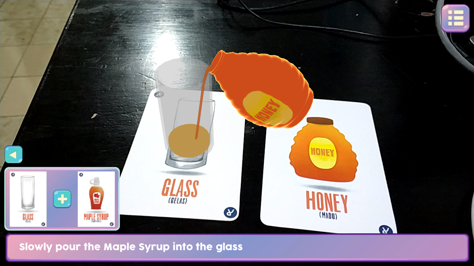 Science Chemistry AR+- screenshot