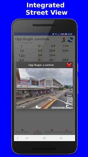 SG Buses - SG Bus Arrivals & Routes  screenshots 3
