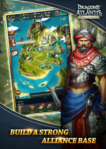 Dragons of Atlantis  screenshots 12
