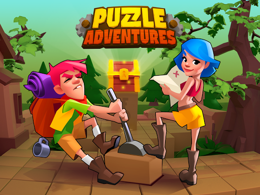 Puzzle Adventures: Solve Mystery 3D Riddles 0.32 screenshots 1