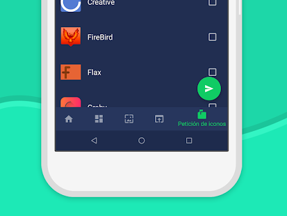 Iris UI - Icon Pack- screenshot thumbnail