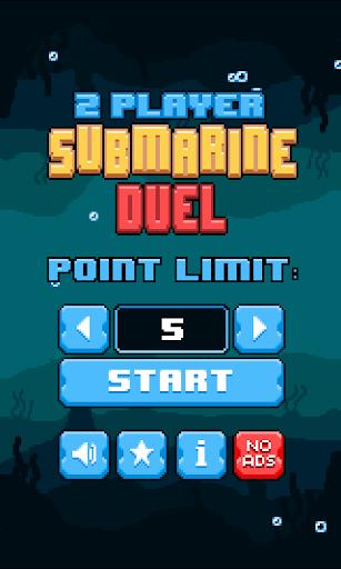 Submarine Duel 2 players
