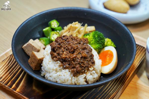 顛覆視覺、味蕾新享受之蔬食饗宴|五梅先生、漢神百貨B3F