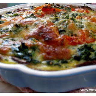 Spinach Soufflé By Renée