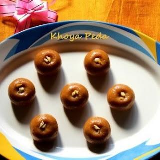 Khoya Peda