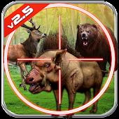 Jungle Sniper Hunting 3D APK for Bluestacks