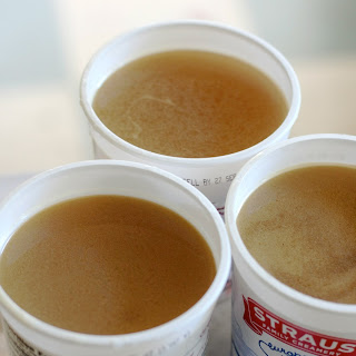 How to Make Chicken Stock in the Pressure Cooker Recipe