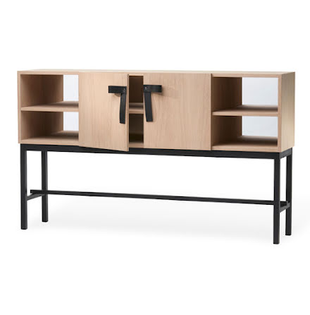 The bow sideboard