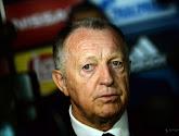 Jean-Michel Aulas fustige deux joueurs de l'AS Monaco
