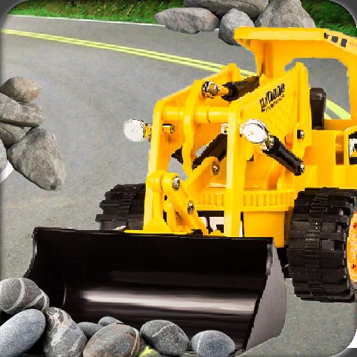 ブルドーザー 極端な シミュレータ 3D 模擬 App LOGO-硬是要APP