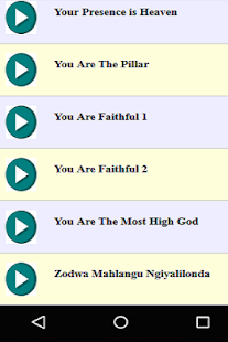 African Praise Worship Songs and Music - náhled