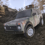 Forest Roads. Niva [Mod] APK