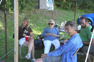 Photo: Tina, Rosalie, Peter, Franklin