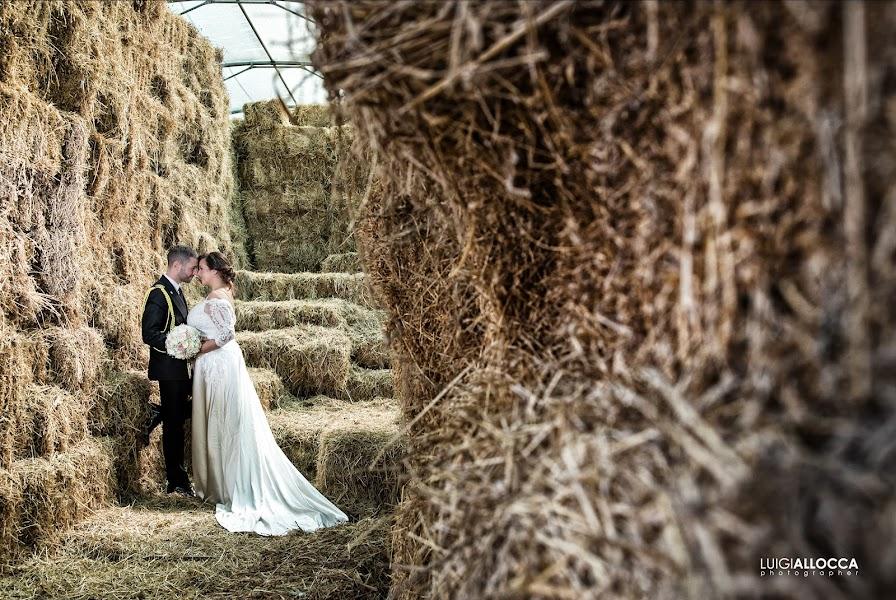 Fotografo di matrimoni Luigi Allocca (luigiallocca). Foto del 07.12.2017