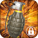 Grenade Screen Lock icon