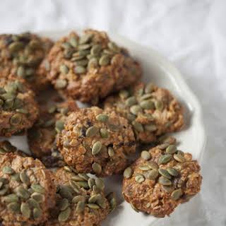 Health Crunch Cookies.