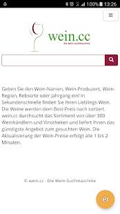 Wein Cc wein cc wein suchmaschine android apps on play