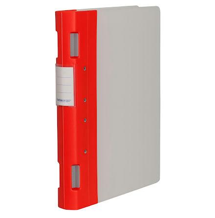 Pärm Kebaergo A4 40mm röd