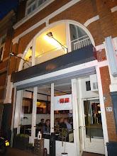 Photo: Exterior of the restaurant