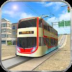 Real Tram Driving Sim 2018: City Train Driver Icon