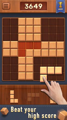 Woodagram - Classic Block Puzzle Game  screenshots 3