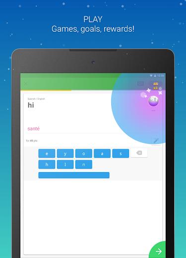 Screenshot 12 for Memrise's Android app'